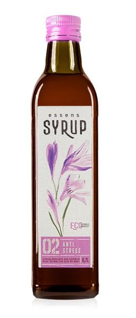 Syrup Antistress - Essens výživový doplnok