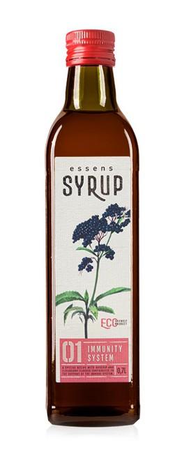 Syrup Immunity system - Essens výživový doplnok