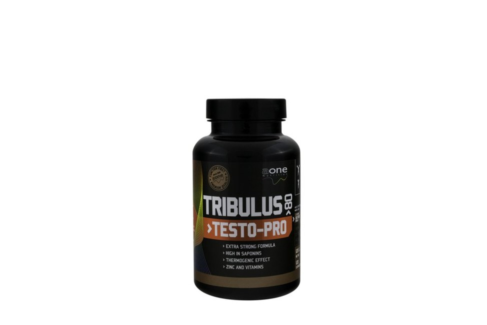Tribulus testopro - testosterón