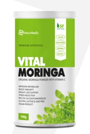 Vital Moringa - superfood
