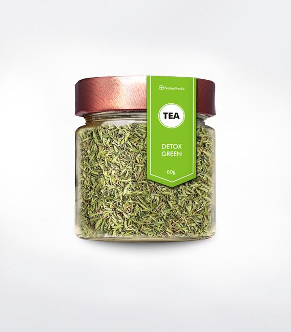 Zelený čaj - Detox