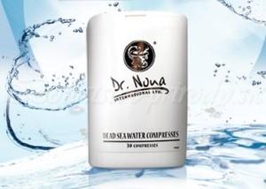 Obklady z vody z mŕtveho mora Dr Nona