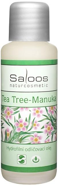 Odličovací olej - tea tree a manuka