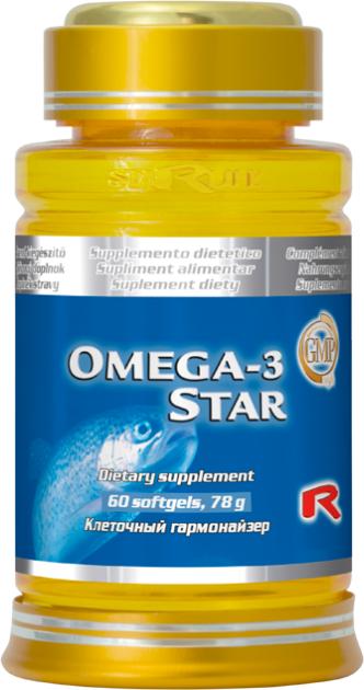 Omega – 3 Star