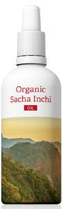 Organic Sacha Inchi 100ml (Energy)