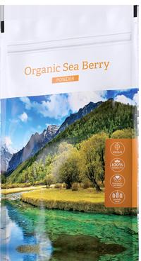 Organic Sea Berry - rakytnik rešetliakový
