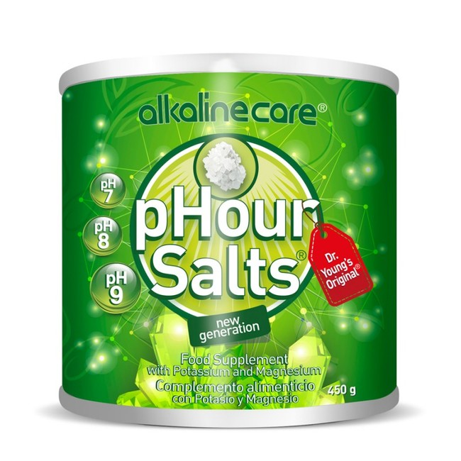 pHour Salts (pH soli), 450g