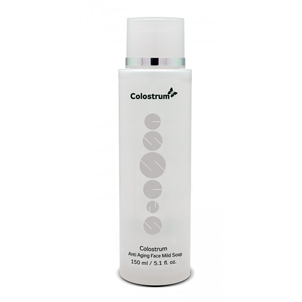 Pleťové mydlo Colostrum - parfumované