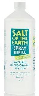 Prírodný kryštálový deodorant 1 liter - náplň