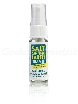Prírodný kryštálový deodorant sprej travel 20ml