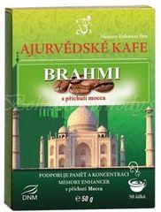 Ajurvédska káva BRAHMI - Pamäť a mozgová činnosť - mocca