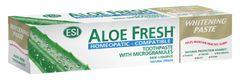 AloeFresh HOMEOPATIC - zubná pasta vhodná pri homeopatickej liečbe