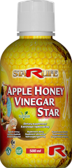 Apple Honey Vinegar Star - jablčný ocot