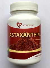 Astaxanthin - antioxidant z mikroriasy