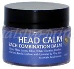 "Bach Head Calm Remedy Balm – ""Pokoj v hlave"""