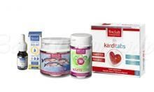 Balíček pre kardio-vaskulárne zdravie