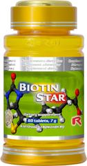 Biotin Star - vitamín H