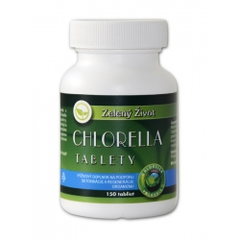 Chlorella Vulgaris 150 tabliet, 30g