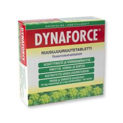 Dynaforce, 60 tabliet