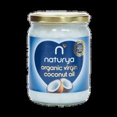 Extra panenský kokosový olej ORGANIC, 500ml