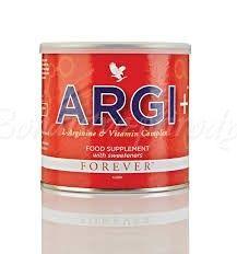 Forever Argi+ L-Arginin (plech)