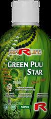 Green Puu Star