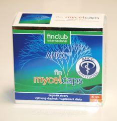 Mycelcaps, 80 kapsúl