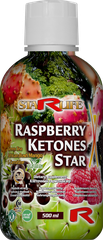 Raspberry Ketones Star