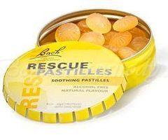 Rescue Remedy pastilky - pomaranč