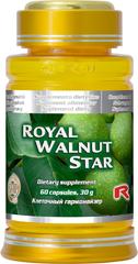 Royal Walnut Star