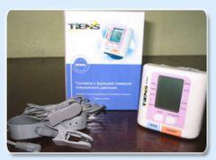 Tiens SF852 - prístroj na meranie a ošetrovanie krvného tlaku