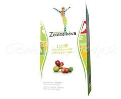 Zelená káva Strong Nature kapsuly, 20kps