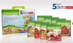 5-dňová proteínová diéta Express Diet