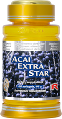 ACAI extra star