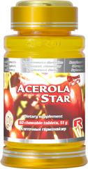 Acerola star - vitamín C