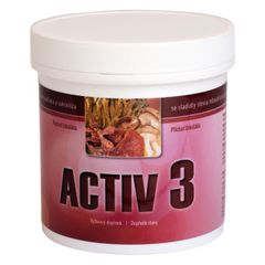 Activ 3 - čokoláda - výživový doplnok