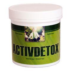 Activdetox - detoxikácia organizmu