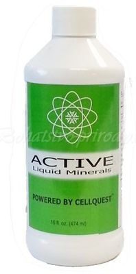 Active koloidné minerály, 474ml