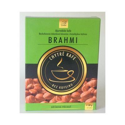 Ajurvédska káva BRAHMI lieskový orech