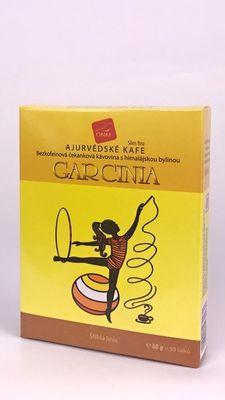 Ajurvédska káva GARCINIA - pre štíhlu líniu