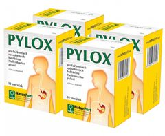 PYLOX Helicobacter Pylori 4ks