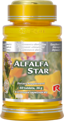 Alfalfa star - lucerna siata