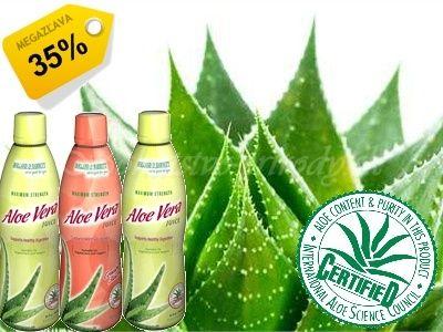 Aloe Vera 3 x 100% šťava (946ml)