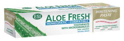 AloeFresh HOMEOPATIC - zubná pasta