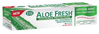 AloeFresh Strong Mint - zubná pasta pre svieži dych