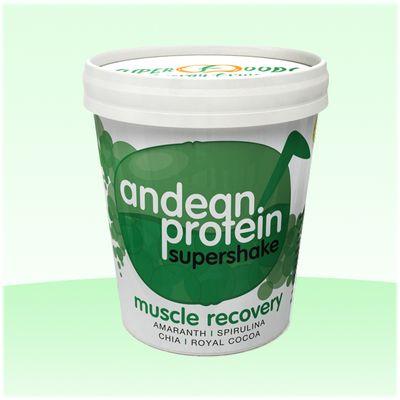 Andean proteinový doplnok výživy