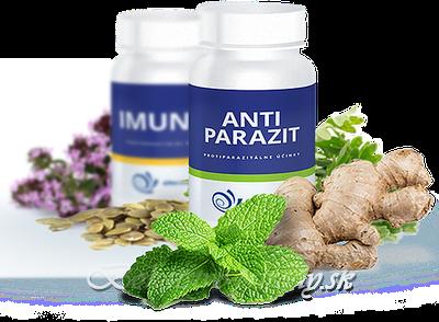 Anti Parazit + Imunix