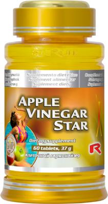 Apple Vinegar Star - jablčný ocot