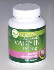 Aquamin – Vápnik 350mg 100 tabliet