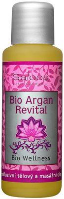 Arganový olej - masážny olej
